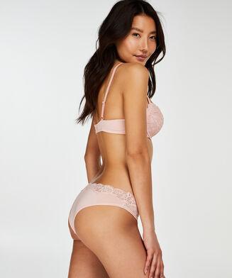 Jane formstøbt bøjle-bh, pink