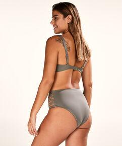 Ikke-forformet bøjle-bikinitop Sunset Dreams, grøn