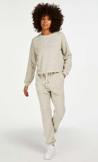 Sweater Sweat Brush, Beige