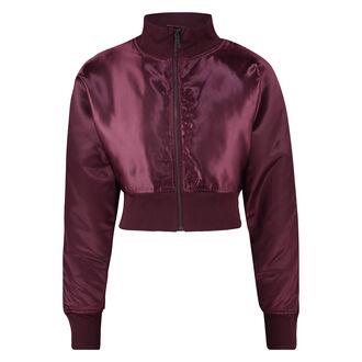 HKMX Bomber-jakke, rød