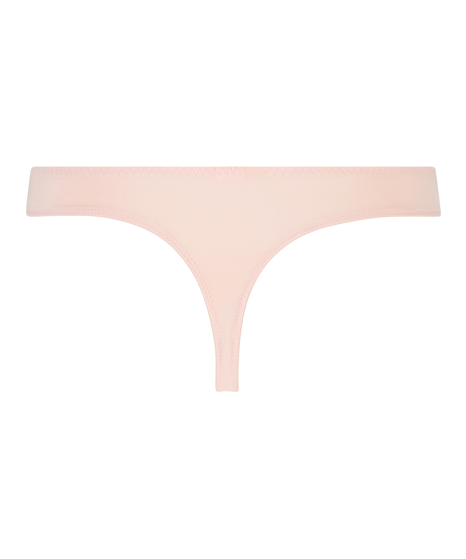 Maya g-streng, pink, main