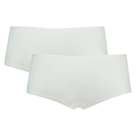 Pakke med 2 stk. Kim boxer Cotton, hvid
