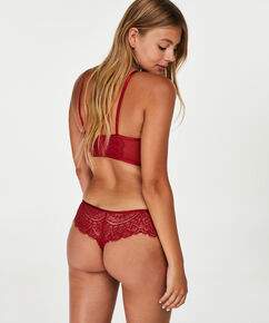 Boxer string Nofee, rød