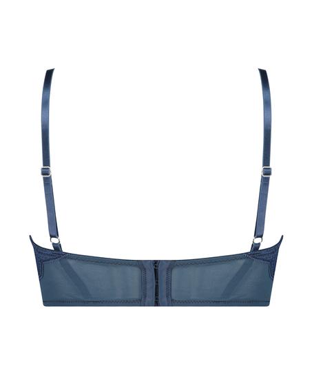 Formstøbt bøjle-bh Bambini, blå
