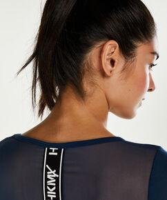 HKMX Mesh sportsshirt, blå