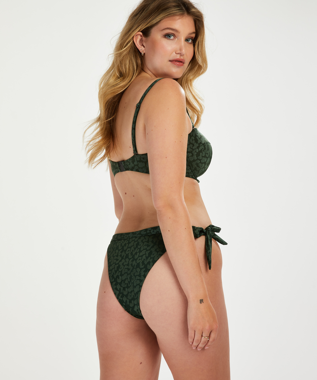 Brasiliansk bikinitrusse Tonal Leo, grøn, main