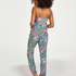 Pyjamasbukser Woven, grøn