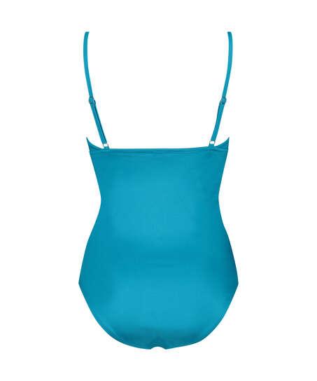 Celine badedragt, blå