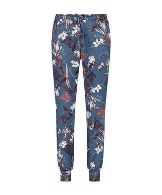 Pyjamasbukser Jersey, blå