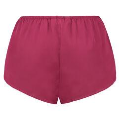 Ann Kathrin Iris Satin shorts, lilla