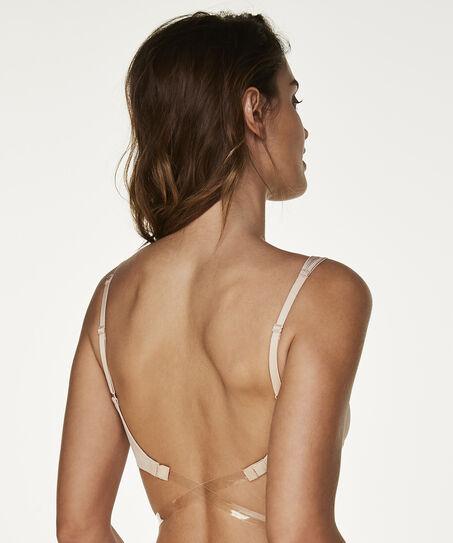 Low Back strop, tan