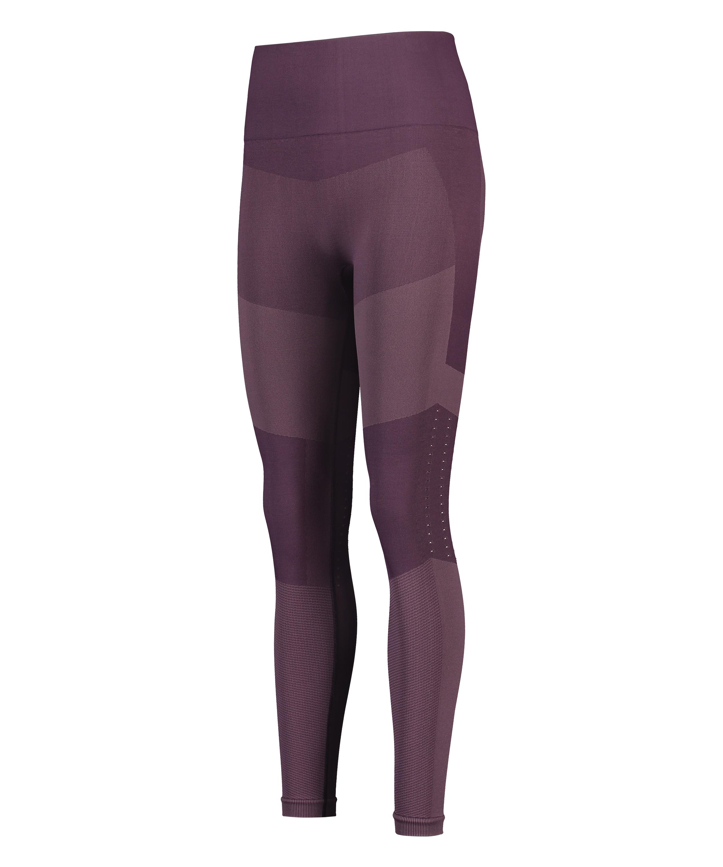HKMX The Motion-leggings med høj talje , lilla, main