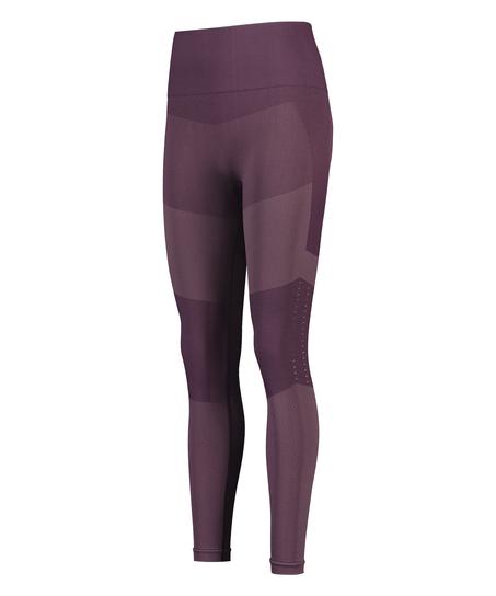 HKMX The Motion-leggings med høj talje , lilla