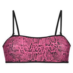 Bandeau bikinitop Haze, pink