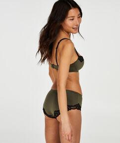 Secret Lace shorts, grøn