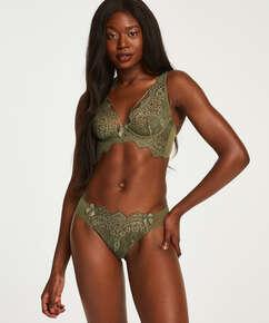 Marilee g-streng, grøn