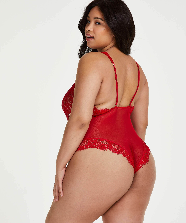 Body Alanis, rød, main