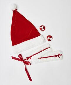 Private Santa Set, rød