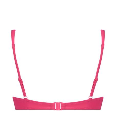 Luxe bikinitop med push-up Størrelse A - E, pink