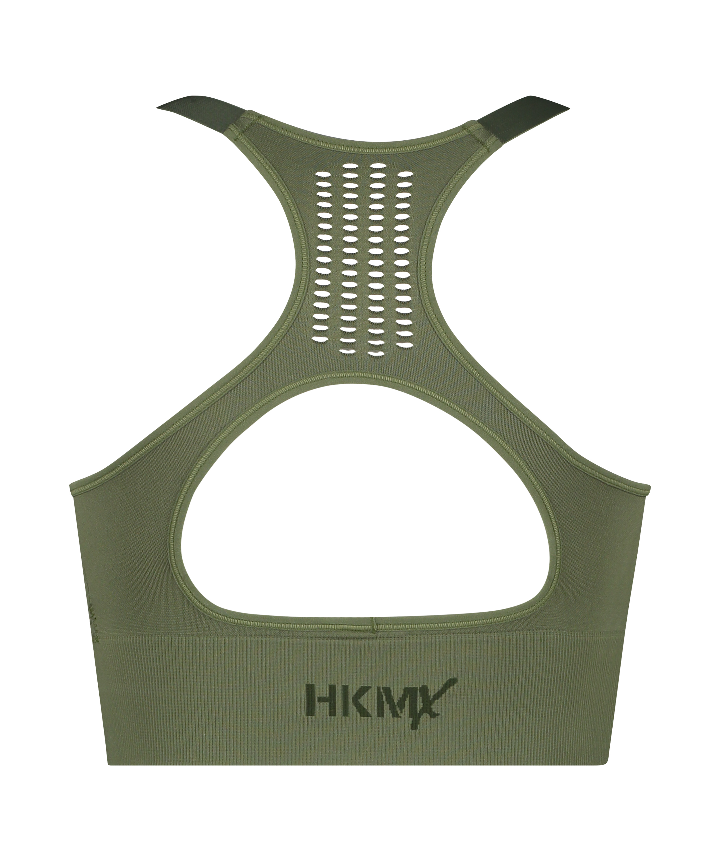 HKMX The Comfort sports-bh level 1, grøn, main