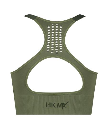 HKMX The Comfort sports-bh level 1, grøn