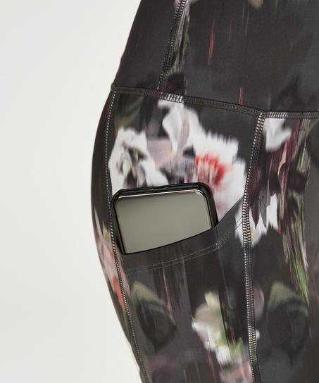 HKMX Oh My Squat-leggings med høj talje, Grå