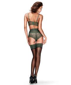 Selvsiddende strømper 15 Denier I AM Danielle, grøn