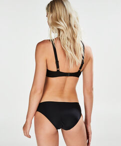 Ikke-forformet bøjle-bikinitop New Dreams, sort