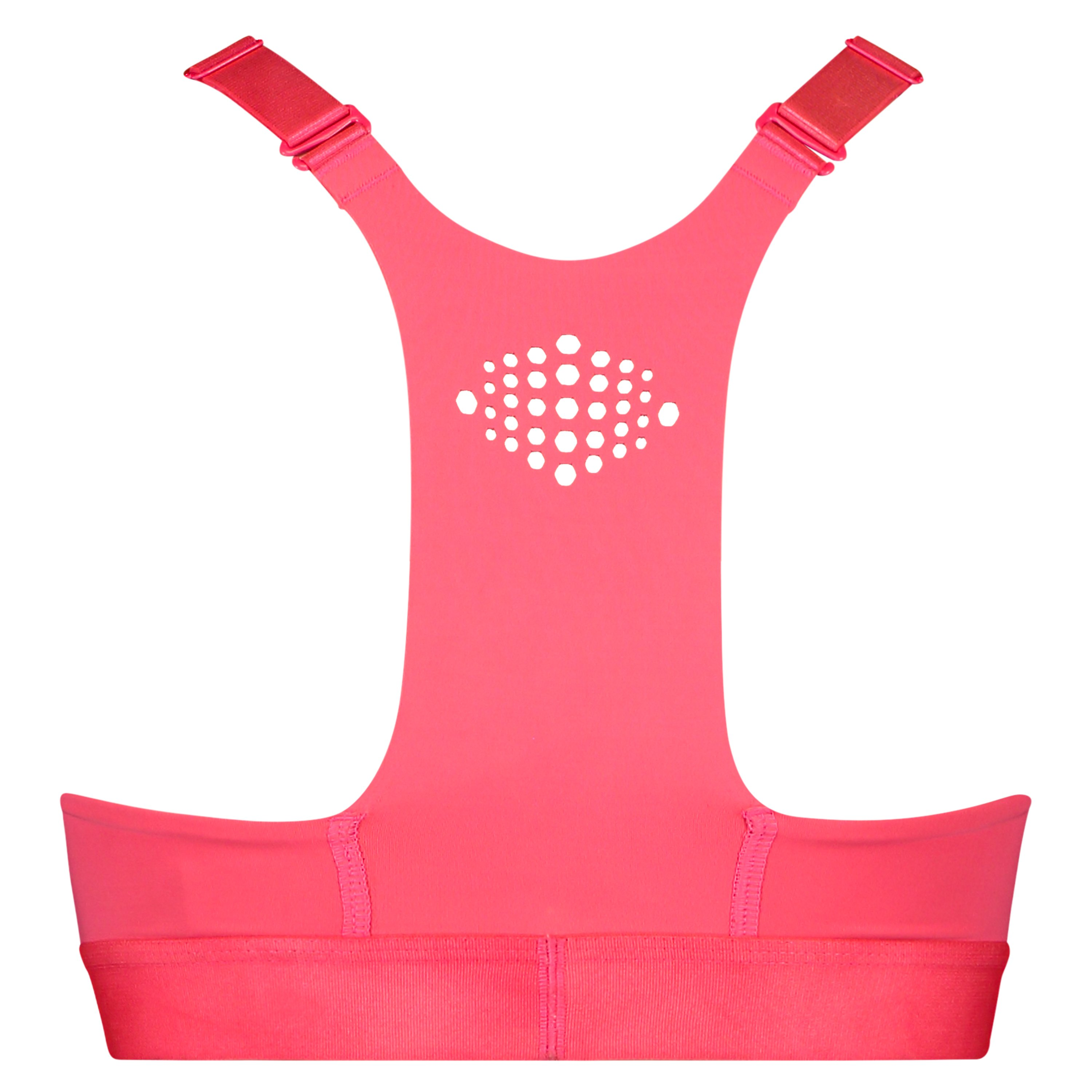 HKMX The Yoga Crop sports-bh level 2, pink, main