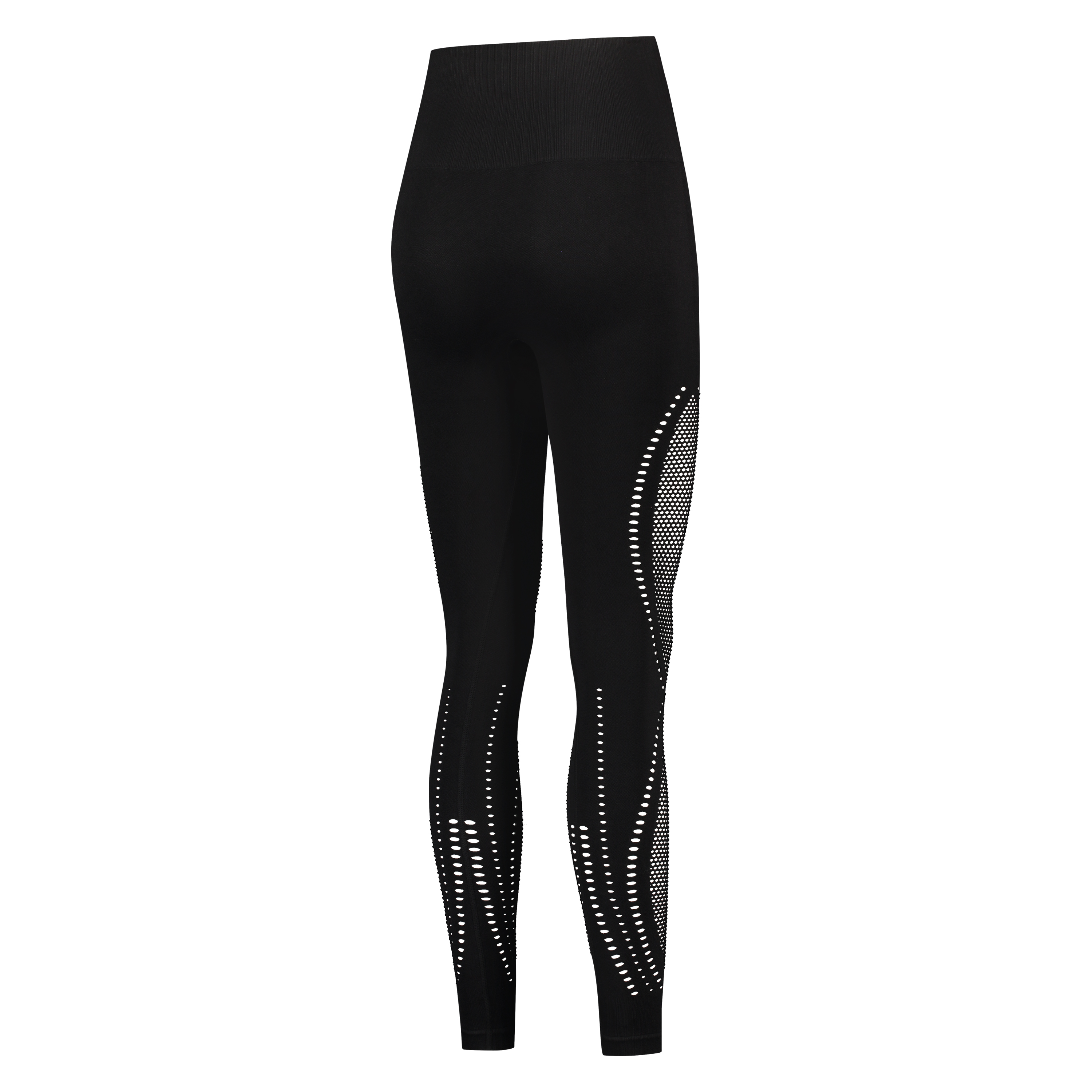 HKMX høje sportsleggings, sort, main
