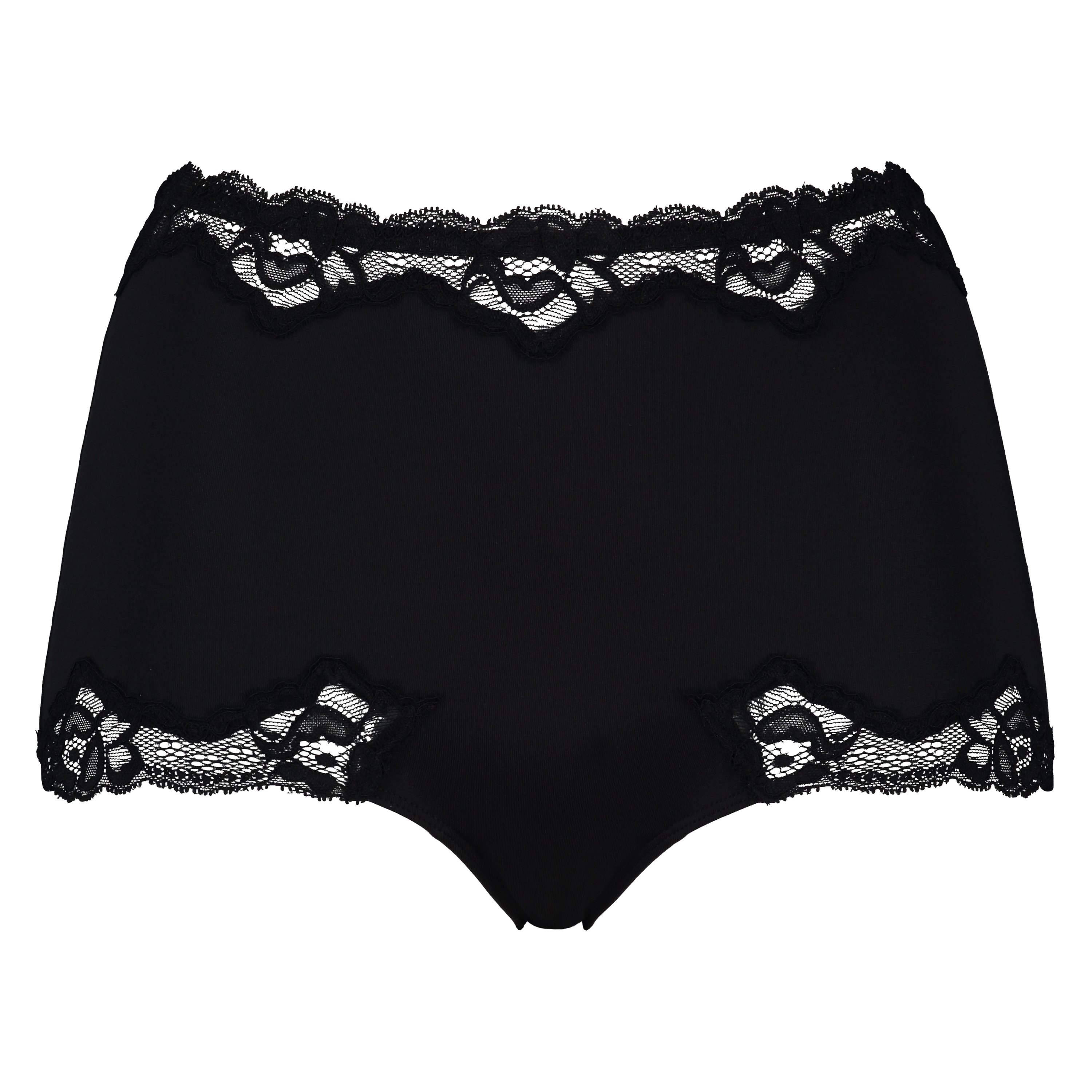 Secret Lace shorts, sort, main